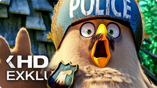 ANGRY BIRDS Exklusiv Clip & Trailer