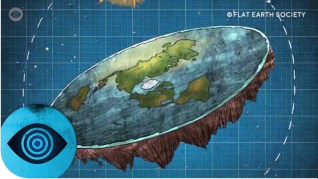 Die Erde ist eine Scheibe! – echt jetzt?