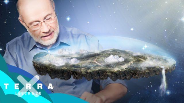 Die Erde ist flach! Wirklich? | Harald Lesch