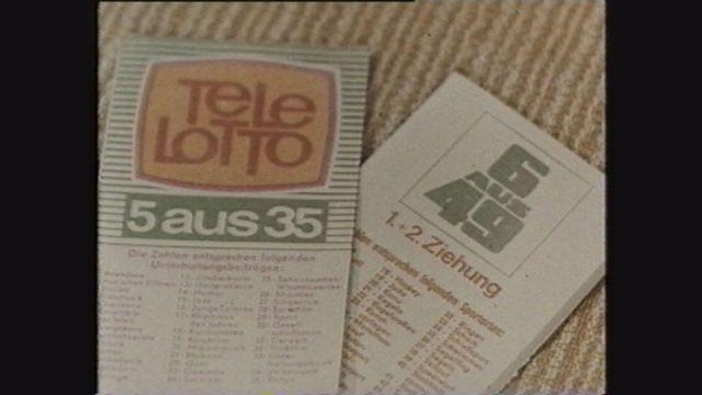 DDR-Werbefernsehen – 1950er und 1960er Jahre