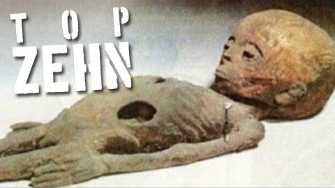10 Alien-Rätsel der Geschichte!