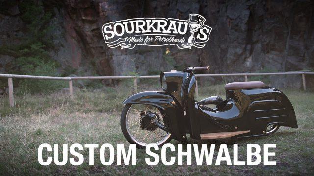 Krasser Schwalbe KR51/2 Umbau!