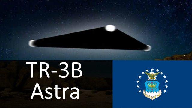 Reconnaissance Aircraft║TR-3B Astra