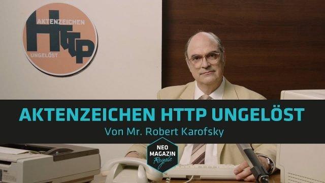 """Aktenzeichen http ungelöst – """"Von Mr. Robert Karofsky"""""""