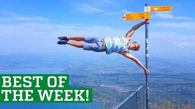 People Are Awesome – Best of the Week!