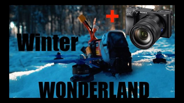 Winter Wonderland – FPV Freestyle – Mr Ram