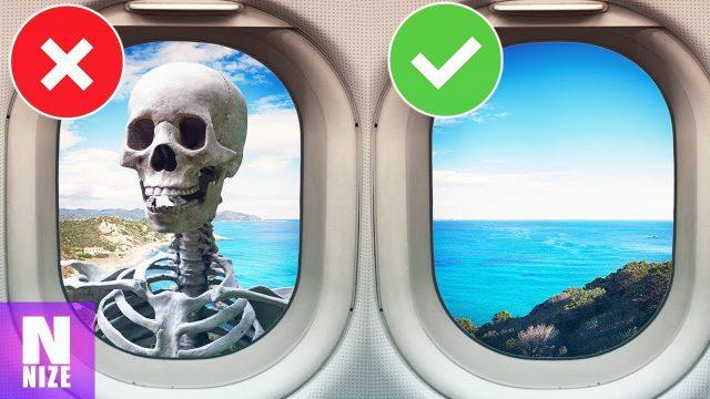 10 Dinge Die Du Niemals In Einem Flugzeug Tun Solltest!
