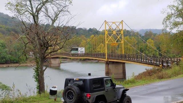 Die Biege-Brücke