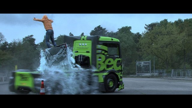 Ken Block – LKW Drift !
