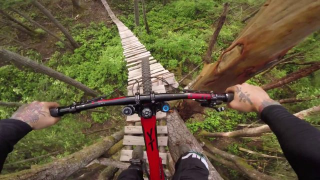 GoPro Pinkbike Evolution Contest