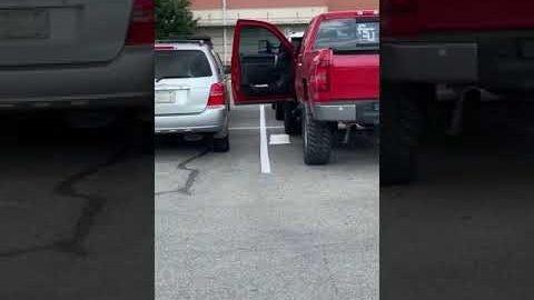 zu klein für den Truck?