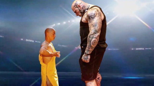 Niemand kann einen Shaolin-Meister schlagen und das ist der Grund