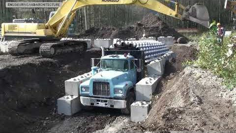 Einen Tunnel in 24h bauen